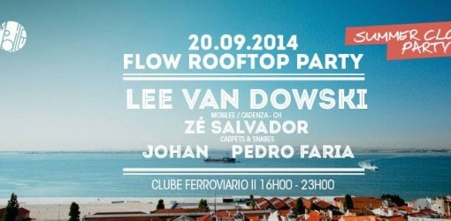 Rooftop Summer Closing Party