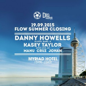 Flow Summer Closing Party - Danny Howells