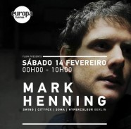 Flow presents Mark Henning(Soma) De