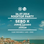 Sebo K (Mobilee)- Flow Rooftop Party
