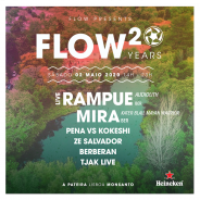 Flow 20 Years w/ Rampue and Mira