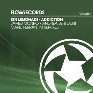 FLR1428EP - Zen Lemonade - Addiction EP
