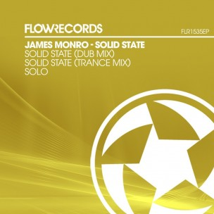 FLR1535EP - James Monro - Solo EP