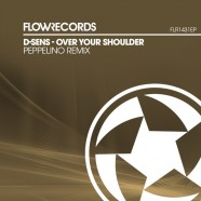 FLR1431EP - D-Sens - Over Your Shoulder EP