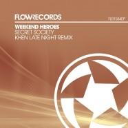 FLR1534EP - Weekend Heroes EP